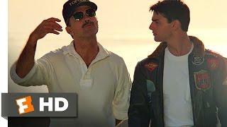Top Gun (6/8) Movie CLIP - A Confidence Problem (1986) HD