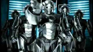 Cybermen Stomping Sound Effects