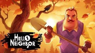 Hello Neighbor -Убойный Стелс Хоррор на Андроид