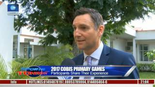 Sports Tonight: 2017 Cobis Primary Games Participants Share Their Experience