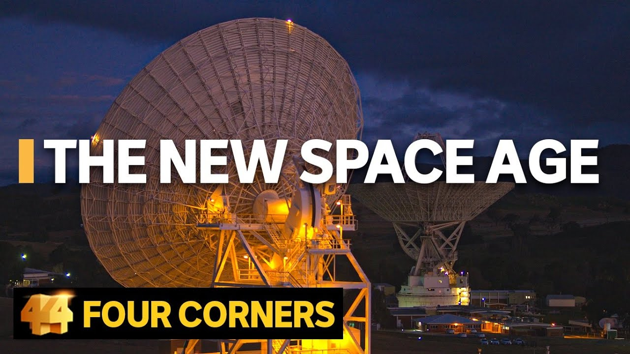 New Space Age: The race to dominate the Moon and Mars