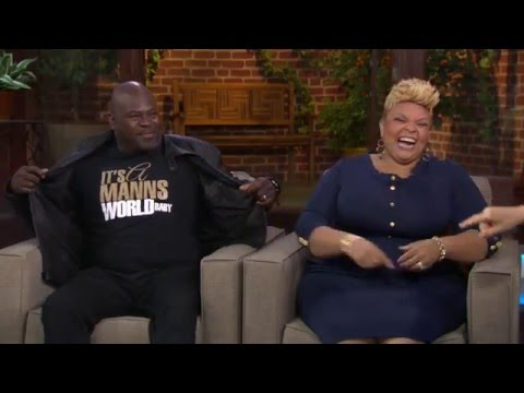 Tamela and David Mann: Long-lasting marriage and hilarious show 'It's a Mann's World'