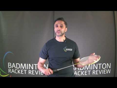 Li-Ning N80 Stype Badminton Racket Review