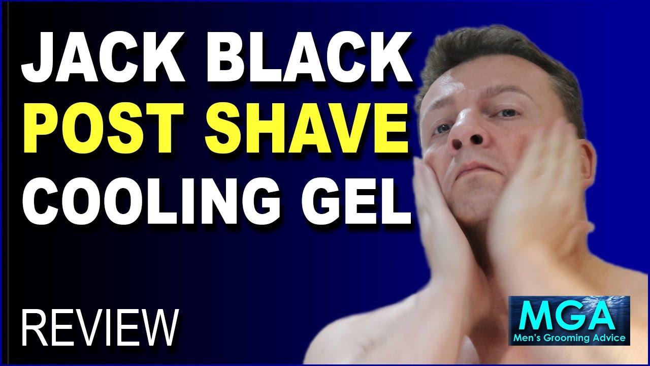 jack black after shave