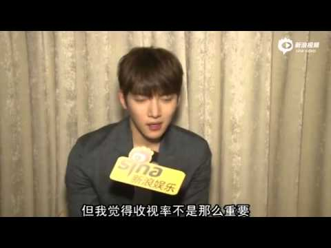 [ENGSUB] 150518 Ji Chang Wook Sina Interview