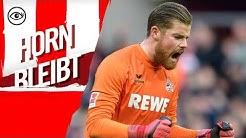 Timo Horn BLEIBT beim FC. 🔴⚪️