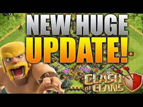 Clash of Clan Update !! Coming soon!! - YouTube