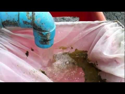 Yourkoishouse #5 ปลาคาร์ฟ, ระบบกรองบ่อปลาคาร์ฟ, ระบบกรองน้ำบ่อปลา