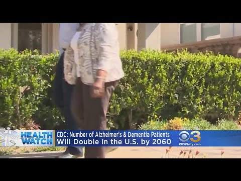 CDC: Alzheimer's Disease, Dementia Cases To Double By 2060