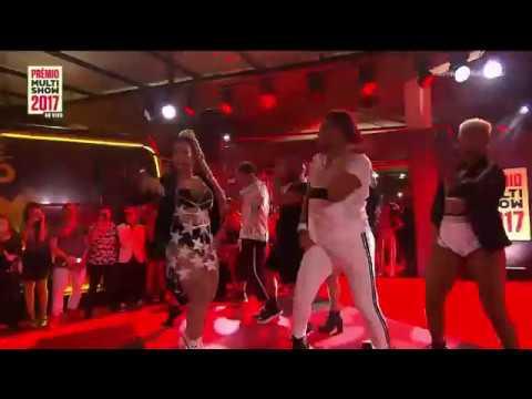 Gretchen x Valesca Popozuda - Pimenta/Freak Le Boom Boom/Conga, Conga, Conga
