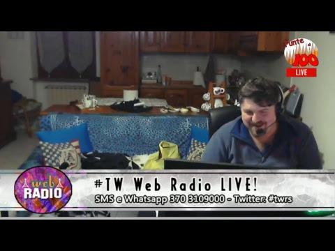TW Web Radio LIVE - WWE Monday Night Raw Post-Show 13/03/2018