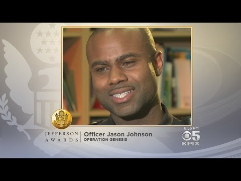 Jefferson Award Winner: Jason Johnson