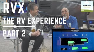 Ep. 92: RVX The RV Experience - Part 2 | RV trade show camping 2019