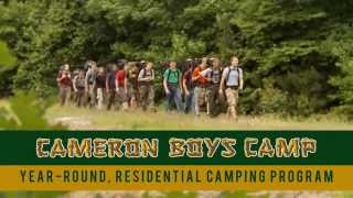 Cameron Boys Camp
