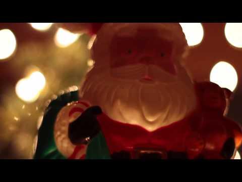Get Lucky (Santa's Up All Night)
