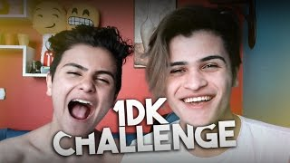 1 MINUTE, THE CONTROL OF BROTHER AND SISTER CHALLENGE