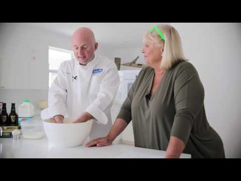 Irish Buttermilk Scones with Kevin O'Reilly and Nancy Fuller