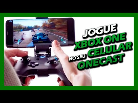 Onecast Xbox Android