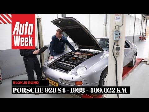 Klokje Rond - Porsche 928 S4 (1988 / 409.022 km)