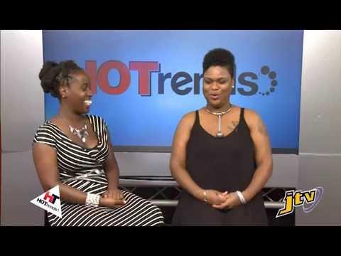 Ritseeniyah's Interview on BVI Hot Trends
