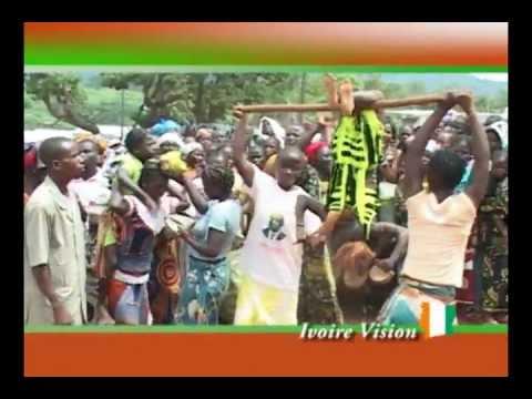 Cote d'Ivoire: Danses traditionnelles de l'Ouest streaming vf