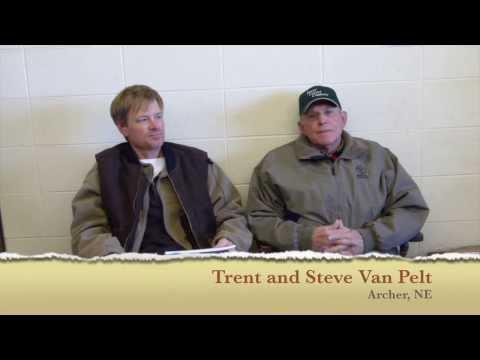 Trent and Steve Van Pelt on Pharo Cattle Company