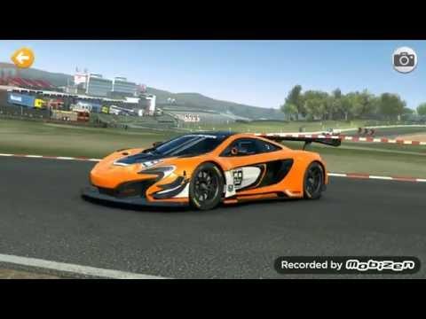 Real Racing 3: All New McLaren 650s GT3!!!