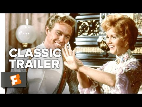 The Unsinkable Molly Brown (1964) Official Trailer - Debbie Reynolds, Harve Presnell Movie HD