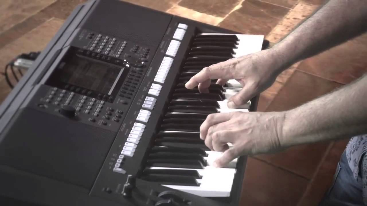 yamaha psr s970 psr s770 arranger workstations demo youtube. Black Bedroom Furniture Sets. Home Design Ideas