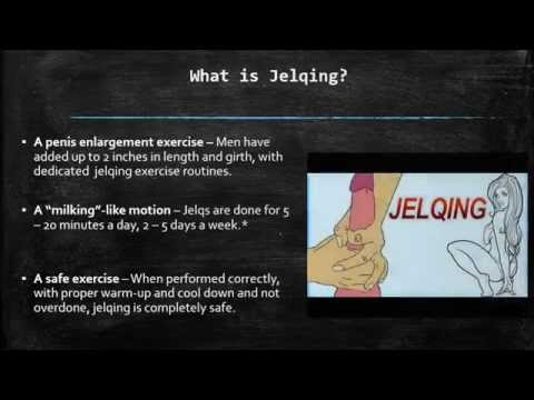 Is jelquing safe