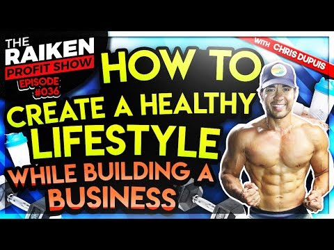 How To Balance A Healthy Lifestyle While Building A Business w/ The Bonafide Hustler
