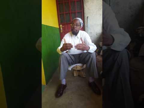 Interview with Rasta Priest of the Bobo Shanti part 2 (Shashemane, Ethiopia) Dec 2016