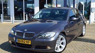 80-RG-HF: BMW 3 Serie 330i Dynamic Exe*Sportleder,Navi,Xenon*