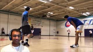 Lonzo Ball, Lamelo Ball And LiAngelo Ball Playing Basketball AFTER LAKERS DRAFT LOTTERY! (REACTION)