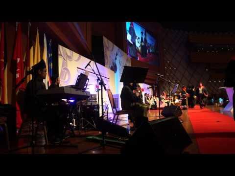 EpiloQ Menjalara di Majlis Konvokesyen KPTM Ke-30 (Iringan muzik Budi Setahun Segunung Intan)