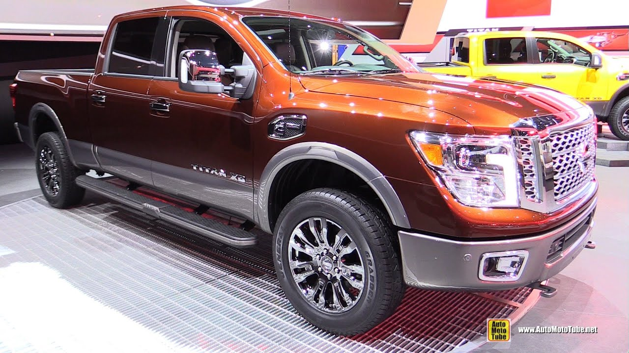 macho new cars titan vs looks show auto money w takes story extreme nissan to