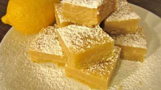 Vegan Lemon Bars Recipe For Lanevid