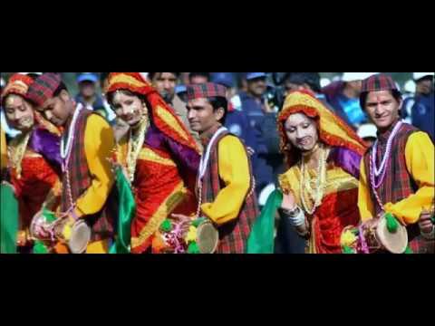 I love Kumaun... ☺ Beautiful pahadhi song .