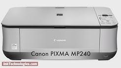 Canon PIXMA MP240 Instructional Video