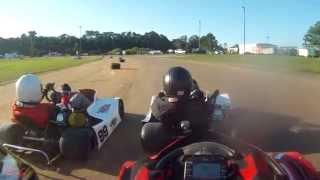 Volusia Speedway Park GoKart Box Stock EL 5/17/14