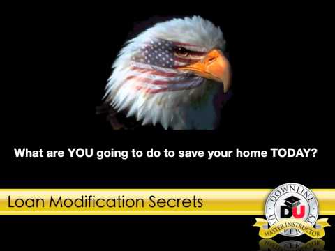 Loan Modification Bank Secret Exposed