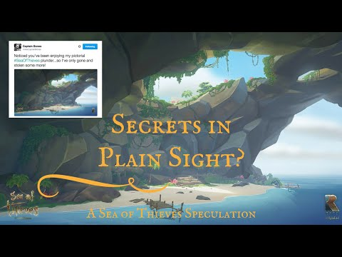 Secrets in Plain Sight? Sea of Thieves