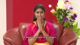 066 Healthy Life Through Rajayoga (Part 1) - BK Sudha - Amruthadhara Telugu