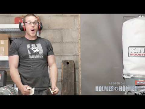 Holmes + Holmes  -  Work With King Canada Tools