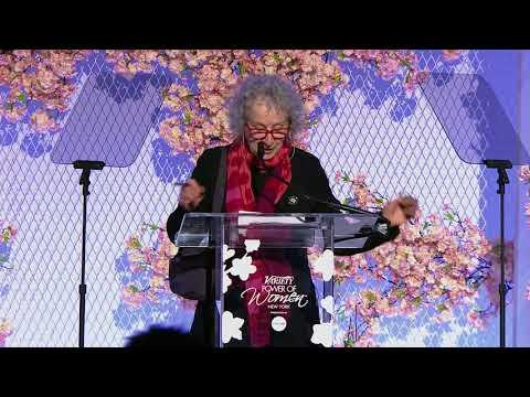 Margaret Atwood - Full power of Women Speech