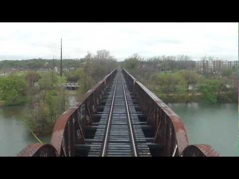Amtrak Arriving in Austin, TX