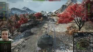 Стрим с Юшей в World of Tanks