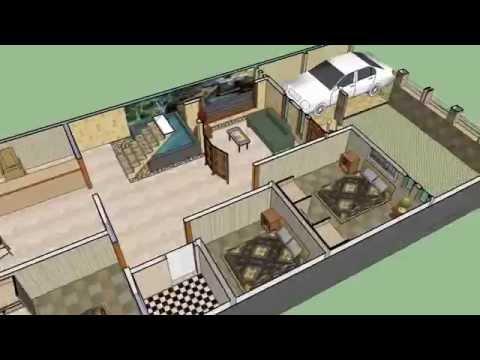 44 Gambar Denah Rumah Animasi Gratis