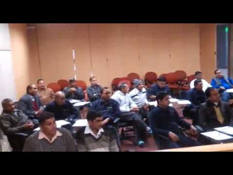 Training Program at The Times of India by Corp Scan Group