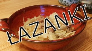 Polish Cooking: Łazanki